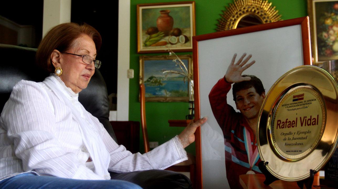 La progenitora del medallista olímpico fallecido en el 2005 fue hallada en su residencia en Los Naranjos