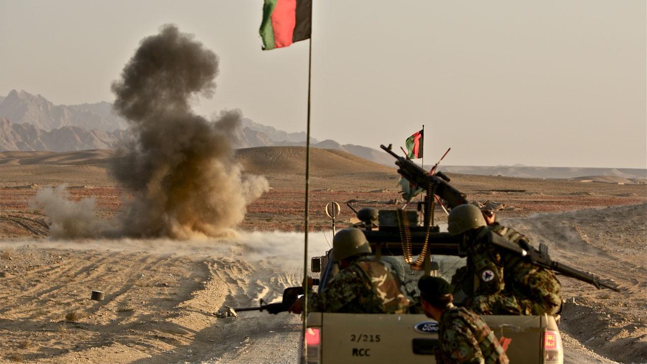 El objetivo fue el Ejército Nacional Afgano (ANA) en la provincia de Balj, informó el vocero del Comando Central estadounidense, coronel John Thomas