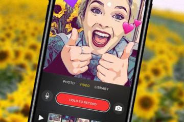 La aplicación para iPhone y iPad es gratuita y permite a los usuarios grabar y editar videos con filtros dinámicos, emojis y efectos