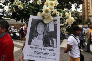 Dos GNB cumplirán sentencias de 30 y 16 años por la muerte de la joven deportista en el 2014