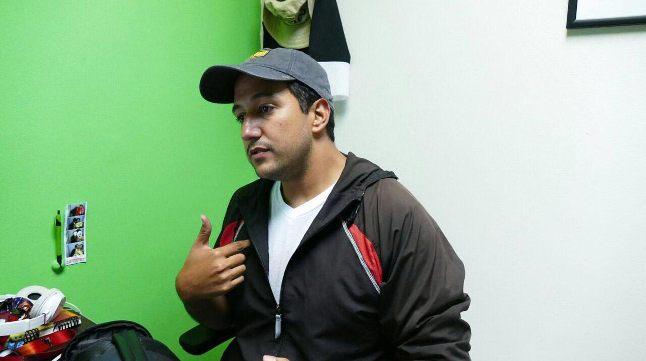 El periodista se encontraba cubriendo la concentración opositora en el Rosal
