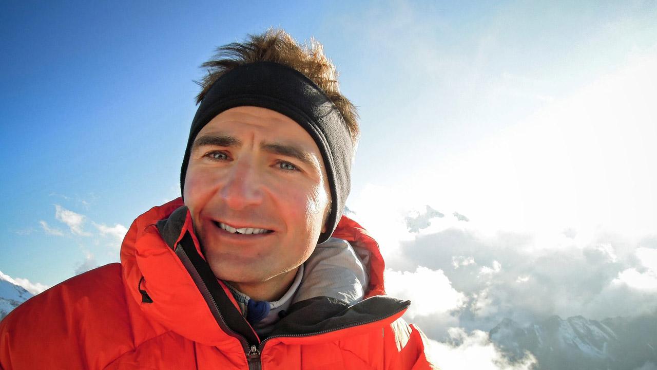 Se encontraba en el Himalaya en plena fase de aclimatación antes de tratar de conquistar la montaña en mayo