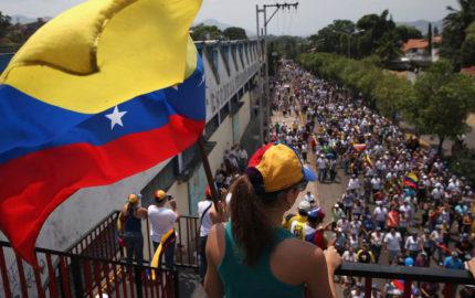 """Ante la situación actual del país, las organizaciones integrantes llamaron a la gente """"del mundo"""" a salir a las calles este 29 de abril"""