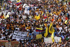 """Los objetivos de las marchas serán """"exigir elecciones generales en 2017 y un nuevo Tribunal Supremo de Justicia"""""""