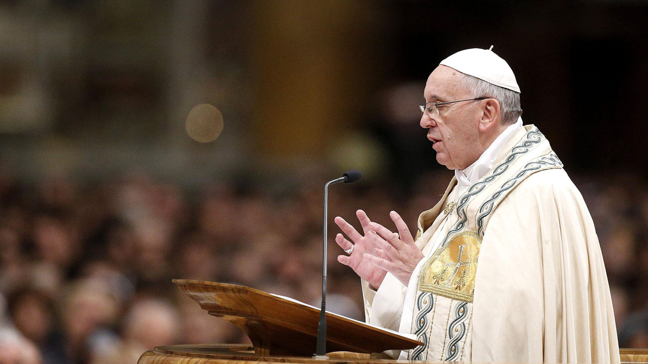 """El pontífice afirmó que la reanudación del diálogo político entre Gobierno y oposición debe hacerse """"en condiciones muy claras"""""""