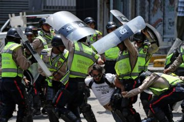 El director de la ONG Foro Penal Venezolano, Alfredo Romero, aseguró que en dos semanas 538 personas han sido detenidas