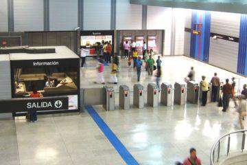 Aún siguen cerradas cuatro estaciones: Chacaíto, Chacao, Altamira y Bello Monte
