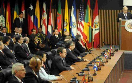Un Mundo Sin Mordaza calificó de inconstitucional la salida de Venezuela de la Organización de Estados Americanos