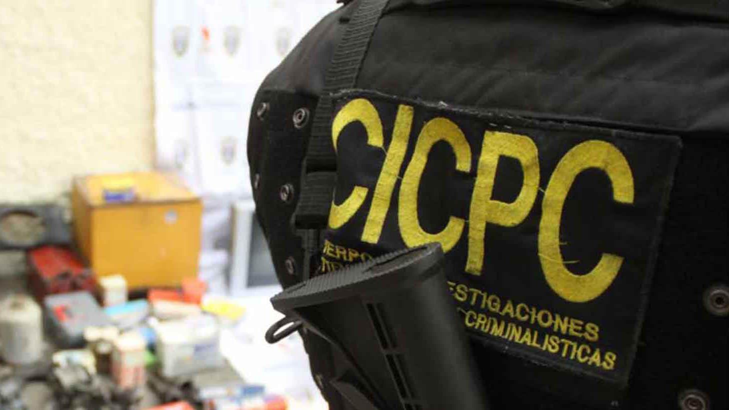 """Abatido alias """"Jhon Wade"""" durante enfrentamiento con el Cicpc"""