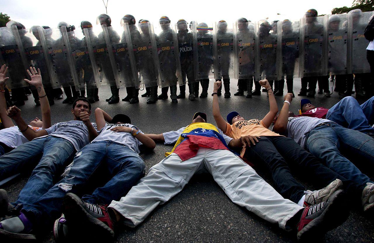 Desde el 1ero de abril iniciaron manifestaciones que han arrojado números fatales