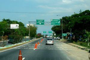 Se hizo viral el llamado a cerrar autopista Caracas – La Guaira a la altura del Trébol