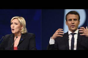 Los franceses votaron en la primera ronda de una elección presidencial