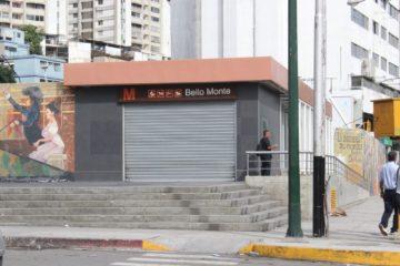 El Metro de Los Teques, Bus CCS y Rutas de Metrobús fueron suspendidos
