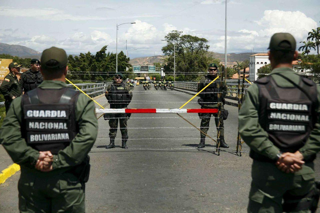 La Cancillería colombiana confirmó que recibió la solicitud