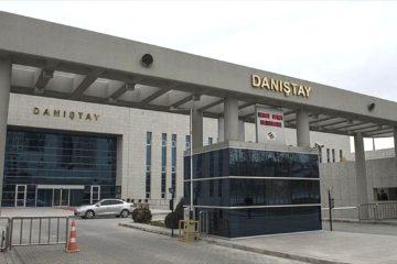 Interpuso una denuncia ante el Danistay (autoridad judicial del país)
