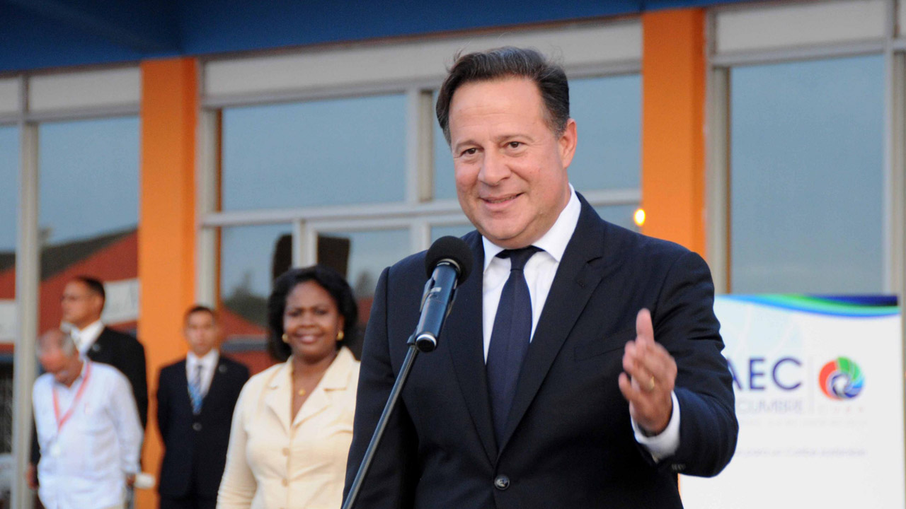 El primer mandatario Juan Carlos Varela asegura que la incorporación de Panamá a la Alianza del Pacífico le traerá beneficios a Panamá