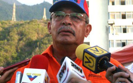 Gobernador García Carneiro detalló que las autoridades intervendrán