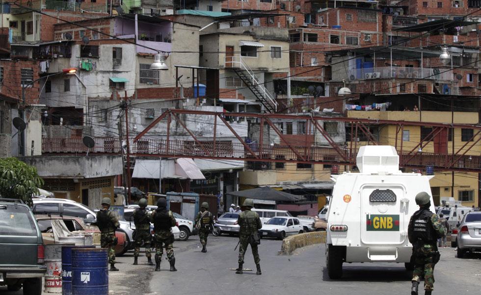 Zona de Paz, cota 905 Caracas / AVN