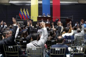 Asamblea Nacio hizo sesión en Miranda