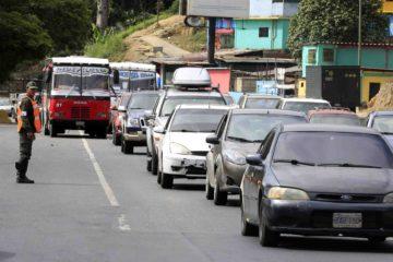 Además, el sistema Metro de Caracas mantiene 16 estaciones cerradas por resguardo a sus instalaciones
