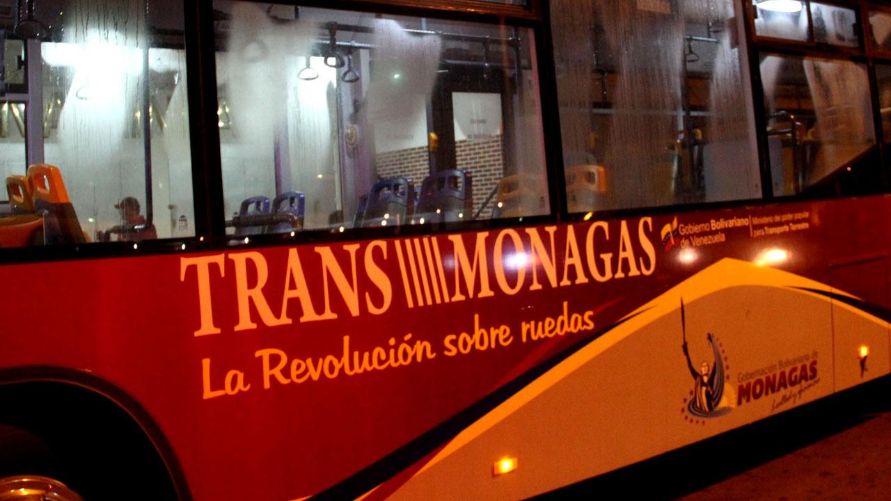 El Transmonagas deja un fallecido