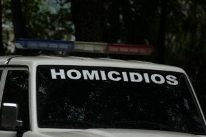 Daniel Queliz de 20 años de edad, recibió un disparo en el cuello en la manifestación realizada en la urbanización Los Parques