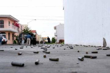 Jesús Enrique González Yagüa recibió un disparo mientras veían un partido de fútbol callejero
