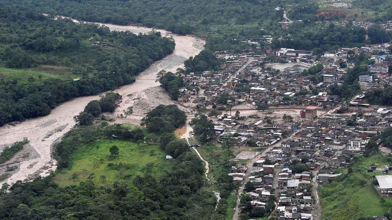 otras siete personas se encuentran desaparecidas y 500 familias resultaron damnificadas en Manizales