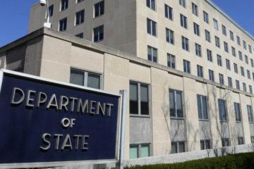"""El Departamento de Estado insiste en que """"los responsables de la represión de actividades democráticas pacíficas"""" deben rendir cuentas"""