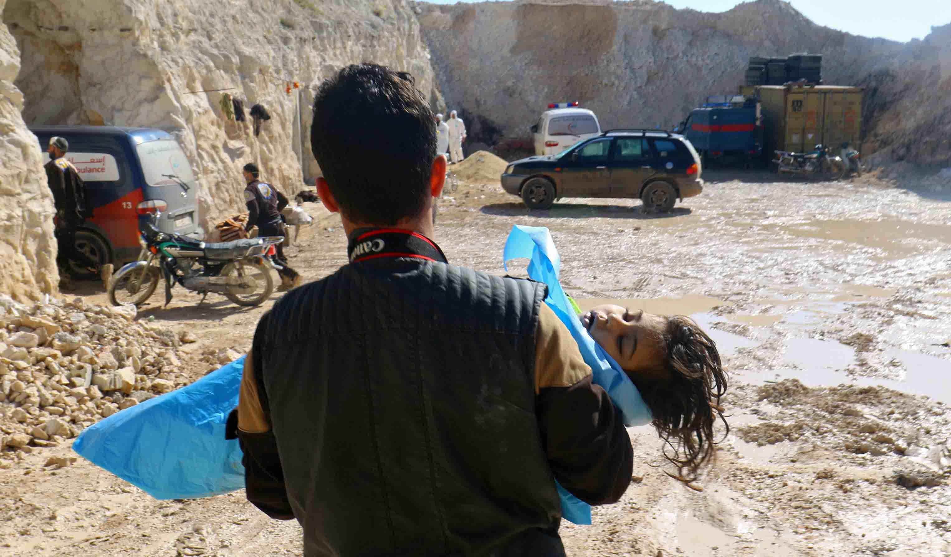 El ataque con gas tóxico en las ciudad siria causó polémica e indignación en todo el mundo