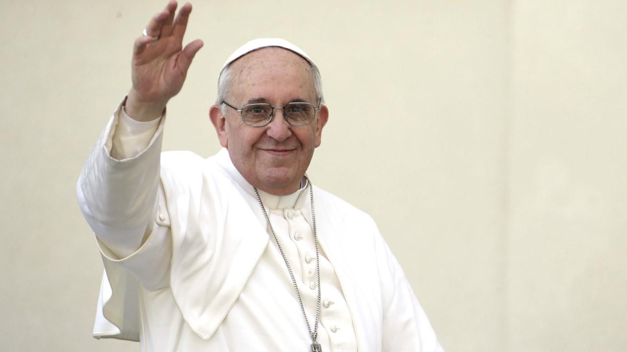 El papa Francisco visitó El Cairo