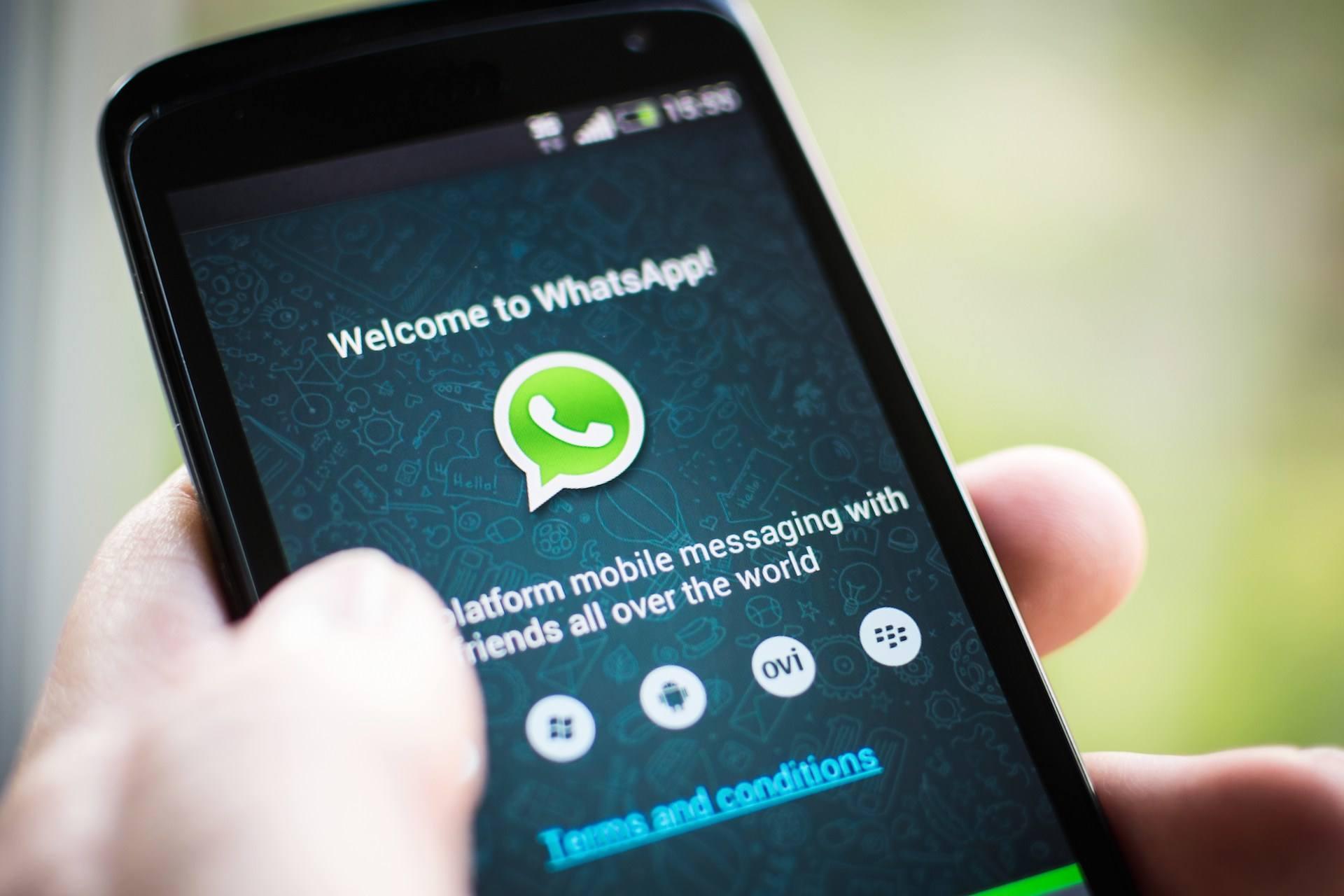 Whatsapp pretende ampliar sus utilidades para convertirse en una cartera virtual que guardará información bancaria de los usuarios