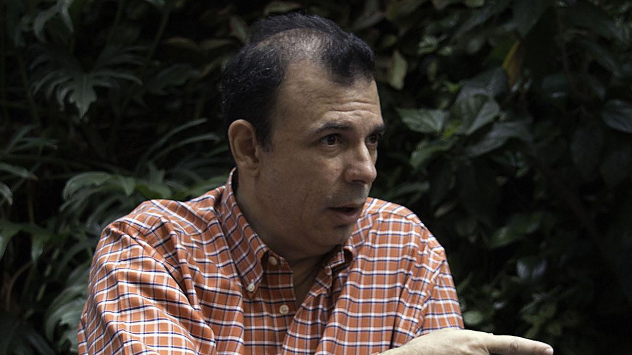 El presidente de Copei se encuentra en la residencia del diplomático chileno en Caracas