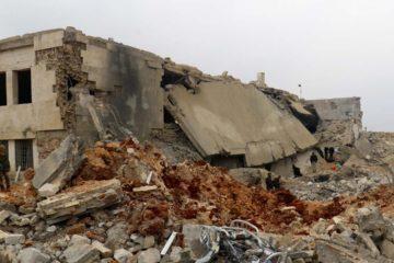 El hecho ocurrió en las cercanía de Alepo cuando un grupo de civiles era movilizado en autobuses