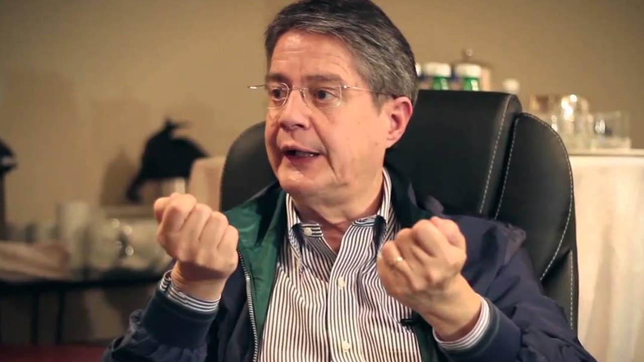 Guillermo Lasso está en contra del CNE ecuatoriano