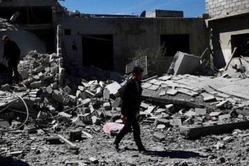 Ambos países europeos solicitaron el mitín a la ONU con carácter de urgencia tras el bombardeo con gas venenoso en una localidad siria