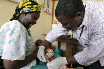 La OMS aprobó el uso del medicamento en tres países africanos, Kenia, Malaui y Ghana, a inicios de 2018