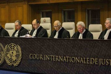 Se espera que la Corte Penal Internacional actúe ante los hechos producidos en los últimos años en el país