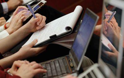 La organización Reporteros Sin Fronteras indicó que la libertad de expresión también está perdiendo fuerza en naciones democráticas