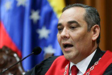 El presidente del máximo tribunal aseguró que los únicos magistrados legítimos del país, se encuentran en Caracas