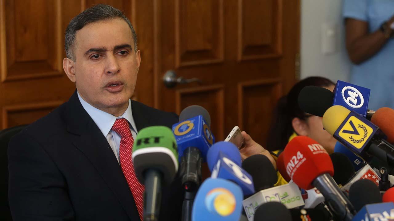 El Defensor quiere paz en Venezuela