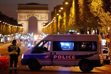 El hecho ocurrió en París