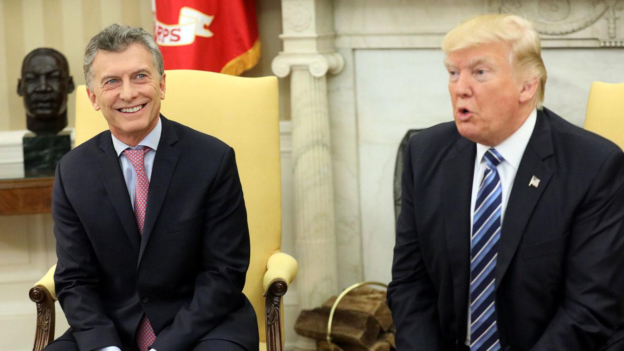 Donald Trump opinó sobre Venezuela