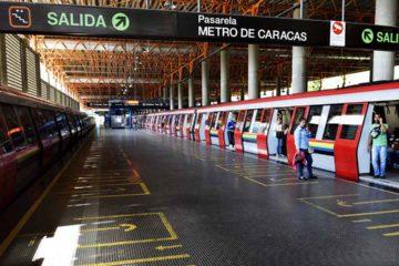 """Este sábado el Metro de Caracas cerró 10 estaciones del servicio, como medida de seguridad para """"resguardo de usuarios"""""""