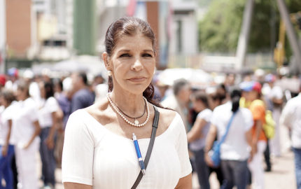 Amanda Gutierrez en audio entrevista para Doble Llave