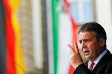 El ministro de Relaciones Exteriores alemán, Sigmar Gabriel, hará una visita de tres días a estos dos países