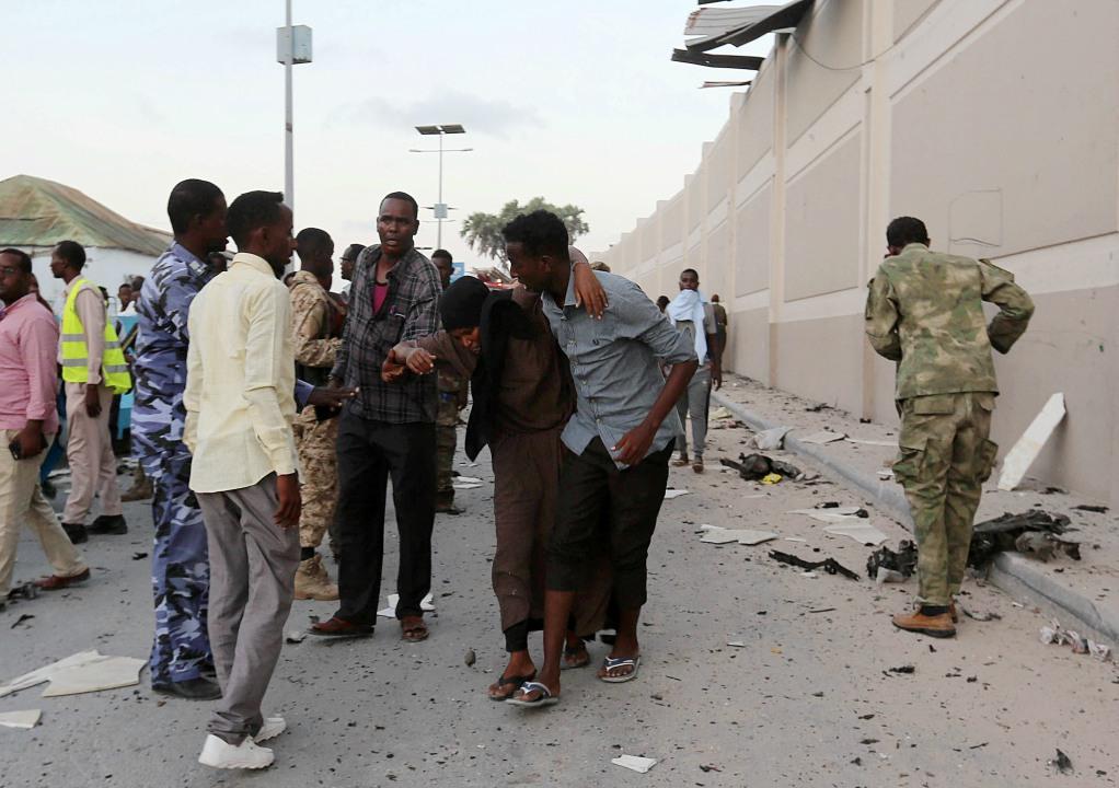 El hecho se suscitó en las instalaciones de un café, el cual era muy concurrido por el servicio secreto de Somalia