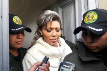 La ex novia de Evo Morales deberá pasar 10 años en la cárcel por legitimación de ganancias ilícitas