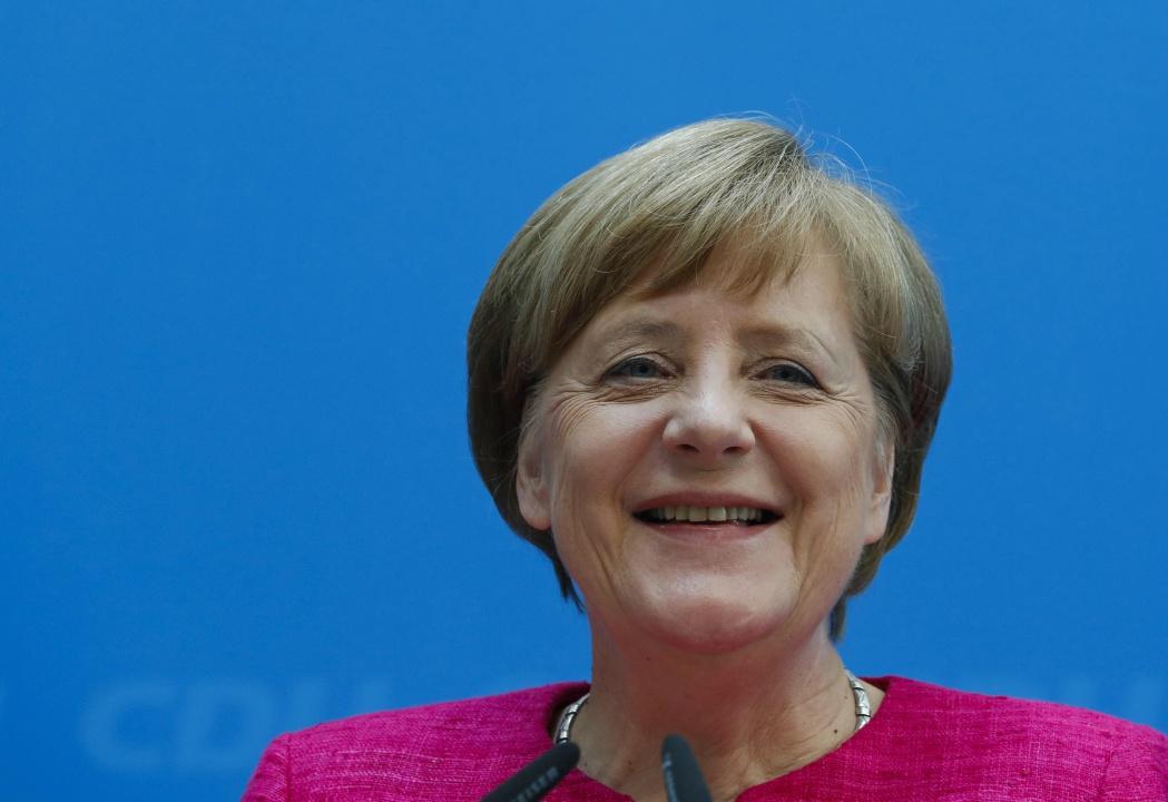 La líder del partido Unión Cristianodemócrata (CDU) sostiene una ventaja de unos 12 puntos frente a Martin Schulz