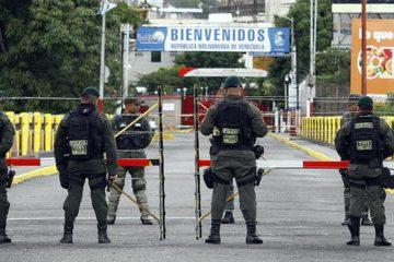 El alcalde del municipio Ureña, Alejandro García, informó que este acceso fue cerrado provisionalmente